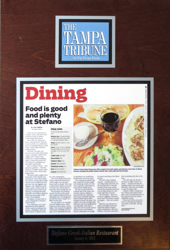 tampa-tribune-review-stefano-greek-italian-restaurant-temple-terrace-001